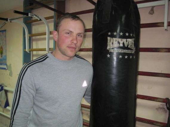 Олександр Хрущ, керівник спортивного клубу Джинс