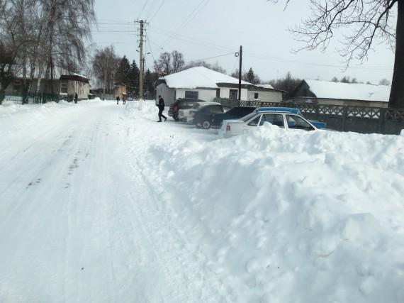 Парковка біля міськради