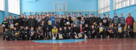 Вулична Ліга 2013